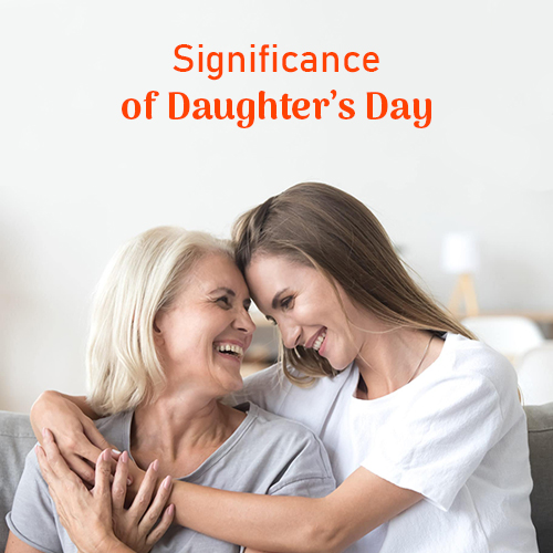 Significance of Daughter's Day